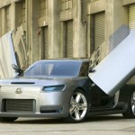 Scion FUSE Concept Vehicle