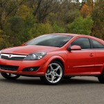 2008 Saturn Astra XR 3-door. X08ST_AS014