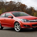 2008 Saturn Astra XR 3-door. X08ST_AS015