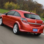 2008 Saturn Astra XR 3-door. X08ST_AS017