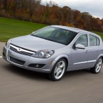 2008 Saturn Astra XR 5-door. X08ST_AS004