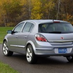 2008 Saturn Astra XR 5-door. X08ST_AS005
