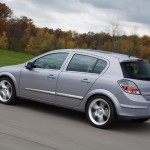 2008 Saturn Astra XR 5-door. X08ST_AS006