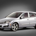 2008 Saturn Astra XR 5-door. X08ST_AS008